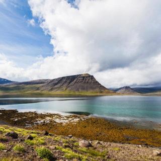 Farbenprächtige Fjordlandschaft - Andreas Elend