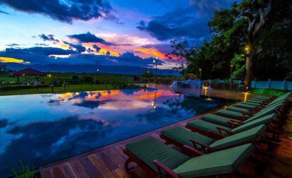 Sanctum Inle Resort – Pool