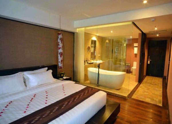 Rose Garden Hotel Zimmer Bamboo Deluxe