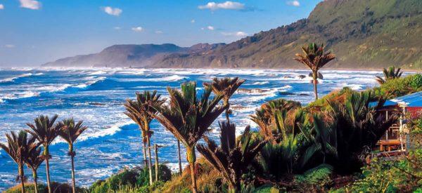 Küste der Halbinsel Coromandel