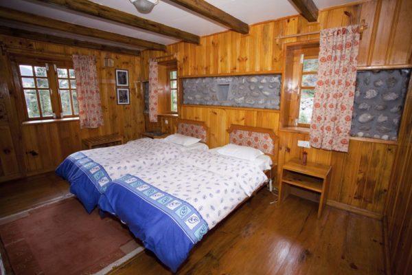 Yeti Mountain Home Phakding – Doppelzimmer – Zweibettzimmer