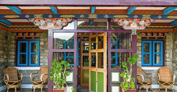 Everest Summit Lodge in Monjo