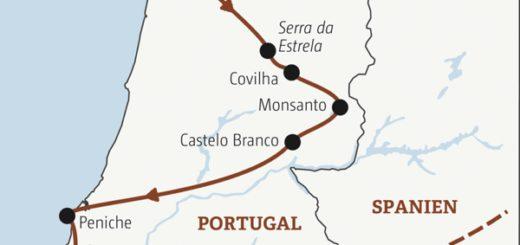 Ein spannender Mix aus den Natur- und Kultur-Highlights Portugals zwischen Porto und Lissabon in zehn Tagen Young Traveller