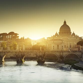 Rom Siebentägige Studienreise nach Rom mit allen Höhepunkten