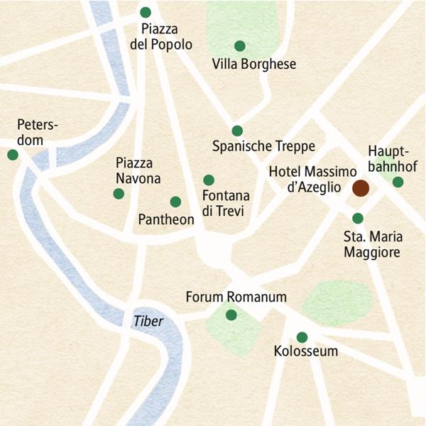 Siebentägige Studienreise nach Rom mit allen Höhepunkten