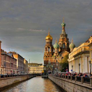 St. Petersburg Reise St. Petersburg 2020