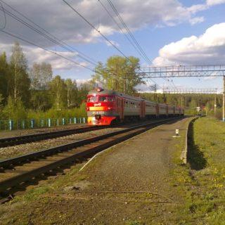 Zug durch Sibirien Reise Zug durch Sibirien 2020