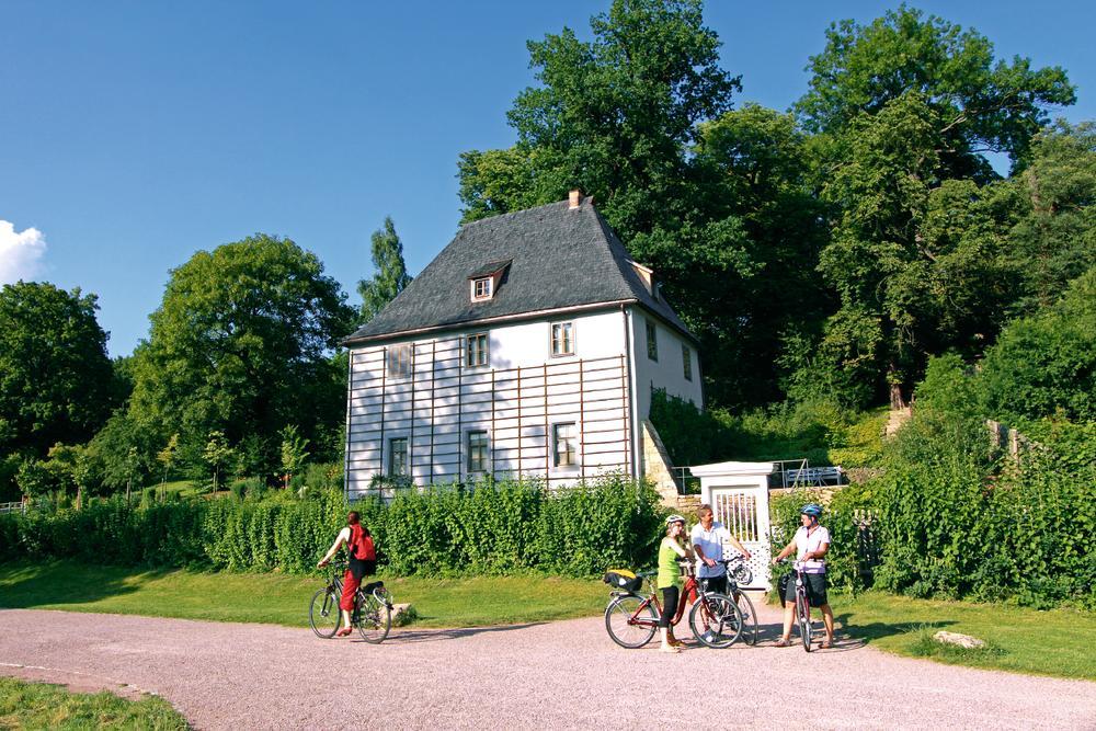 Goethes Gartenhaus in Weimar - Andreas Weise - A. Weise/TTG