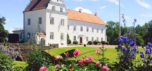 Das altehrwürdige Ellinge Castle Hotel