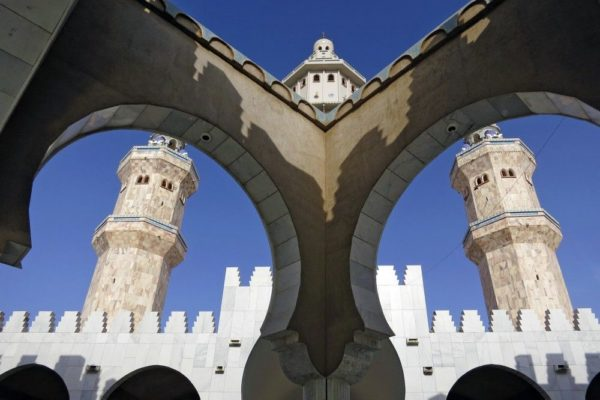 Moschee in Touba