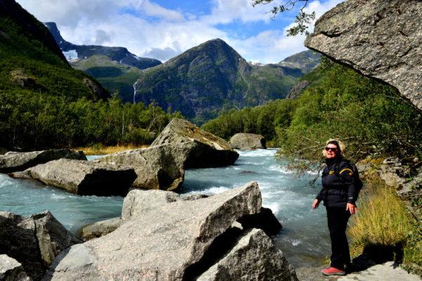 Im Jostedalsbreen Nationalpark - Wolfgang Zahn