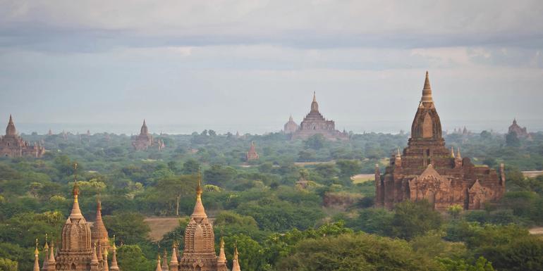 Myanmar Gruppenreise | Tinta Tours Erlebnisreisen