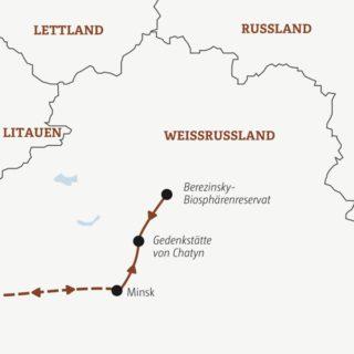 Winterlich und entlegen: Silvester bei Wolf & Co. im Berezinsky-Bioshärenreservat Young Traveller