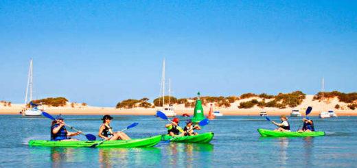 Kayaktour in der Bucht von Cádiz - Heike Mai - © Heike Mai