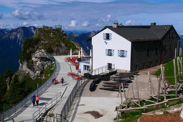 Wendelstein Hütte - Darek Wylezol