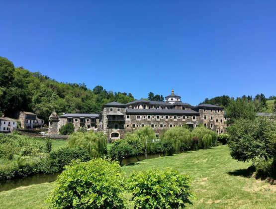 Blick auf Kloster Samos - Andrea Kath