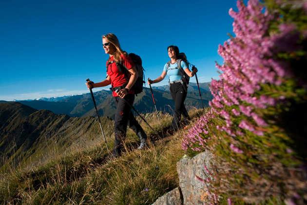Wandern im Zillertal - © TVB Tirol - ©TVB Erste Ferienregion im Zillertal