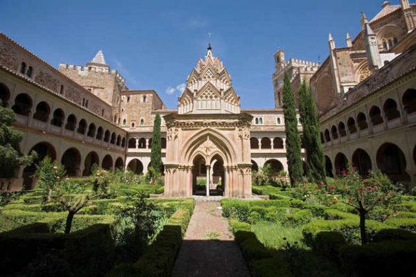 Kloster von Guadalupe - Extremadura Tourist Board - © Extremadura Tourist Board