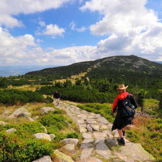Kammweg im Riesengebirge - Darek Wylezol