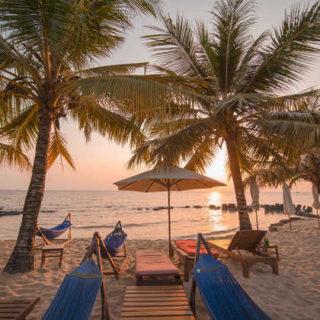 Sonnenuntergang beim Phu Quoc Eco Beach Resort - Khánh Nguyễn Xuân Bình