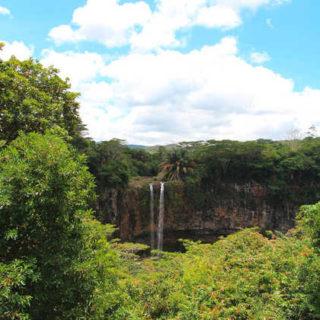 Chamarel-Wasserfall - Alina Kirsten