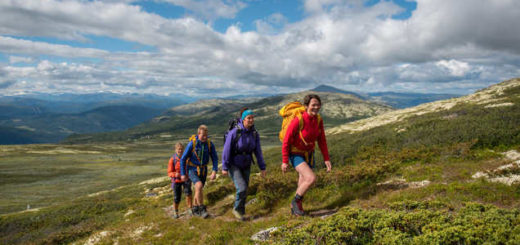Wanderung im Rondane-Nationalpark - Mountains of Norway - © Mountains of Norway
