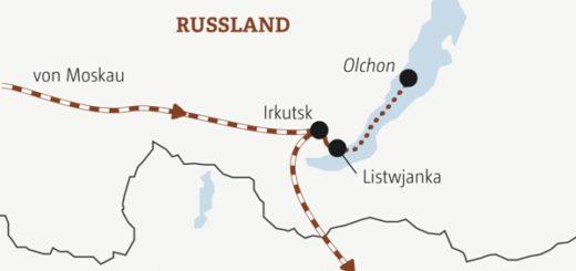 Auf einer zweiwöchigen Reise Moskau erleben und mit der Transsibirischen Eisenbahn durch Sibirien und die Mongolei reisen. Young Traveller