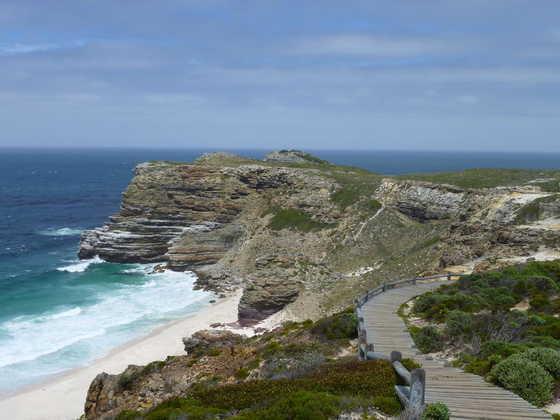 Wanderung am Kap - Jill Formella