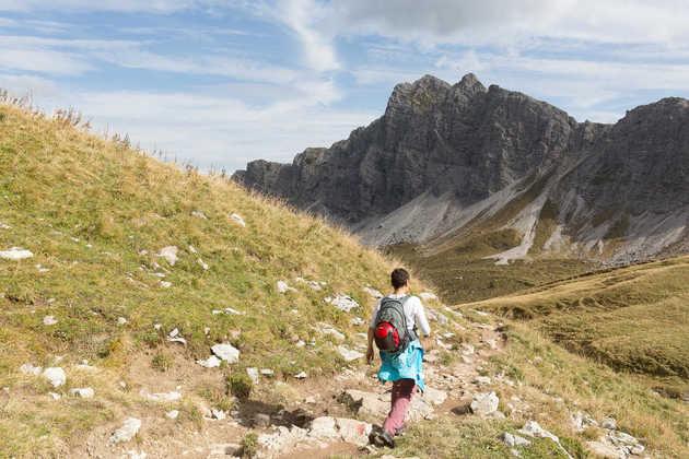 Panoramawanderung am Vilsalpsee - Oliver Schulz