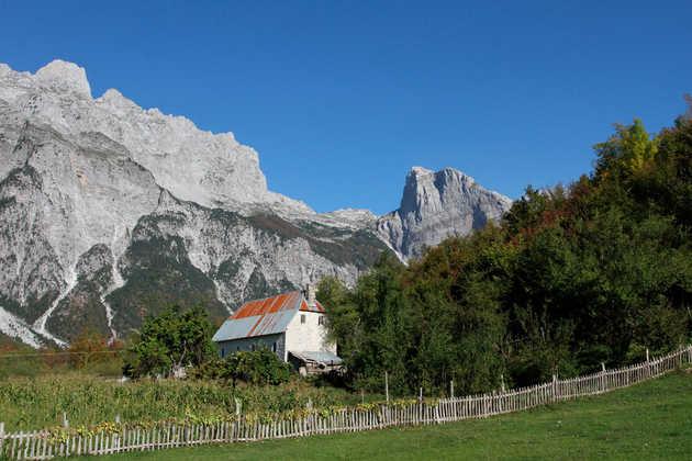 Via Dinarica - Outdoor Albania