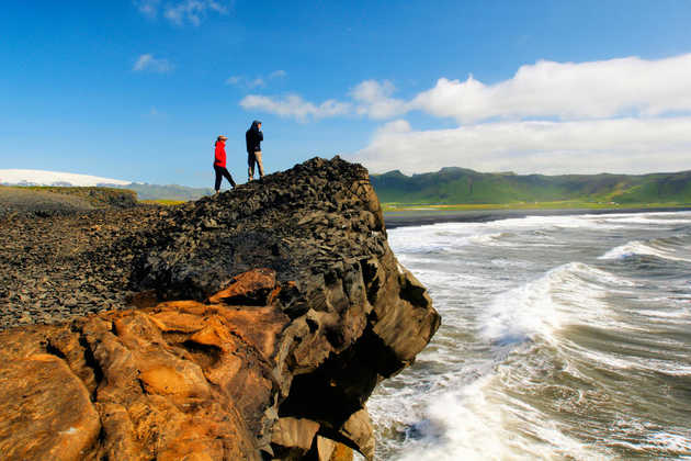 Küstenlandschaft Islands - Wolfgang Zahn - Foto: fotografik Zahn