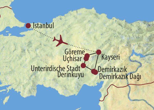 Turkei Unesco Welterbeschatz Multiaktiv Entdecken Und Auf Grosse