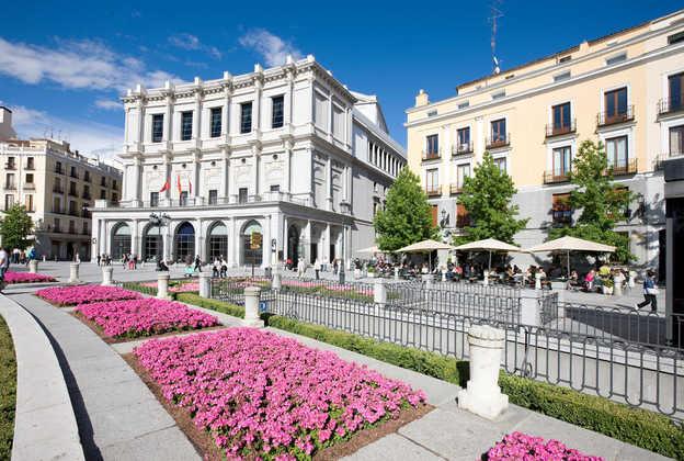 Teatro Real - Madrid Destino