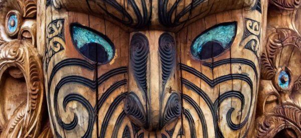 Maori-Kunst in Rororua