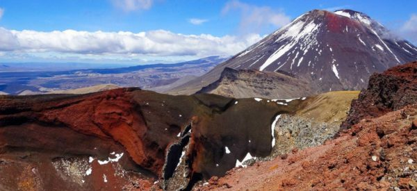 Mount Doom - Red Crater Tongariro NP