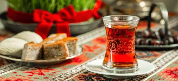 Einladung zum Tee