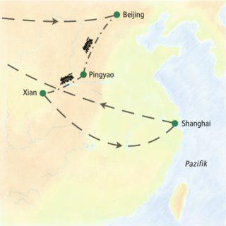 Ein spannender Familienurlaub in China mit Studiosus für Kinder von 6 bis 14 Jahren
