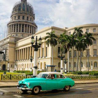 Amerika Kuba Rundreise