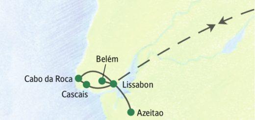Familienurlaub in Lissabon für Familien mit Kindern zwischen 6 und 14 Jahren