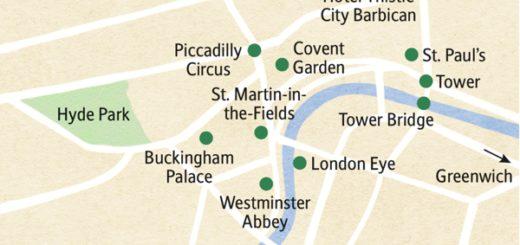 Eine spezielle Studiosus-Reise nach London für Familien mit Kindern von 6 bis 14 Jahren