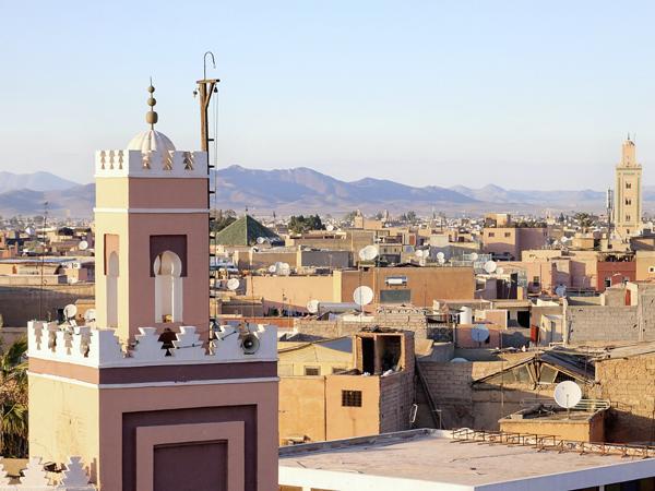 Marokko Erlebnisreisen junge Traveller 2019