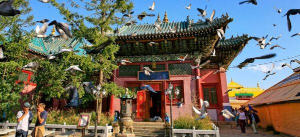 Das Gandan-Kloster