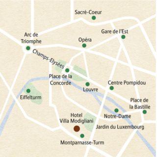 Eine spannende Studiosus-Reise nach Paris für Familien mit Kindern zwischen 6 und 14 Jahren