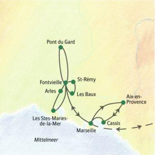 Urlaub mit Kindern von 6 bis 14 Jahren: spannendes Erlebnisprogramm in der Provence und der Camargue