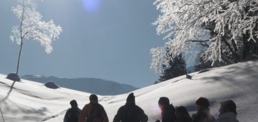 Schneeschuh & Winterwandern Norwegen