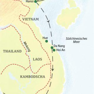Ein spannender Familienurlaub in Vietnam mit Studiosus für Kinder von 6 bis 14 Jahren
