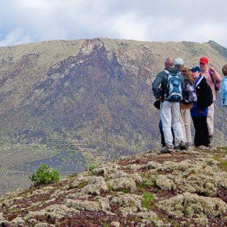 Wanderung La Corona - Famara 2020   Erlebnisrundreisen.de