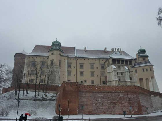 Wawel-Schloß - Yvonne Vöcks