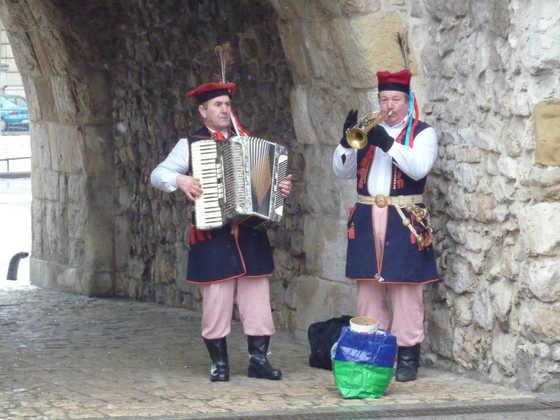 Traditionelle Musikanten - Yvonne Vöcks