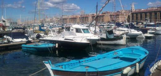Am Hafen von Marseille - David Schulte